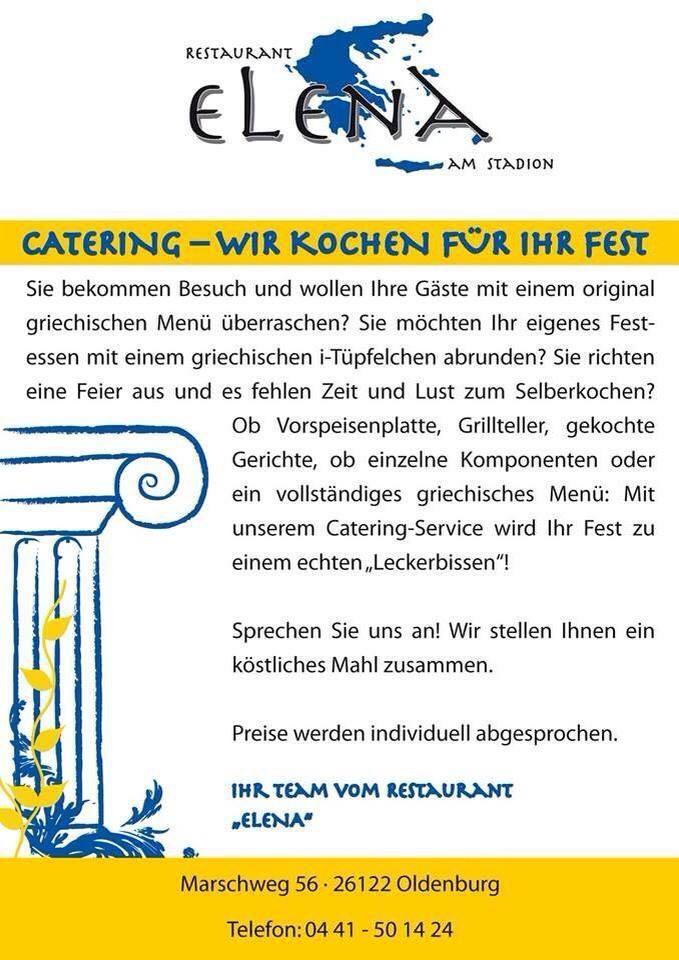 Catering Wir Kochen F R Ihr Fest