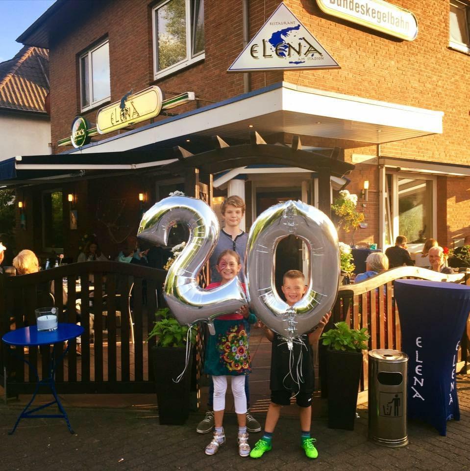 20 Jahre Restaurant ELENA