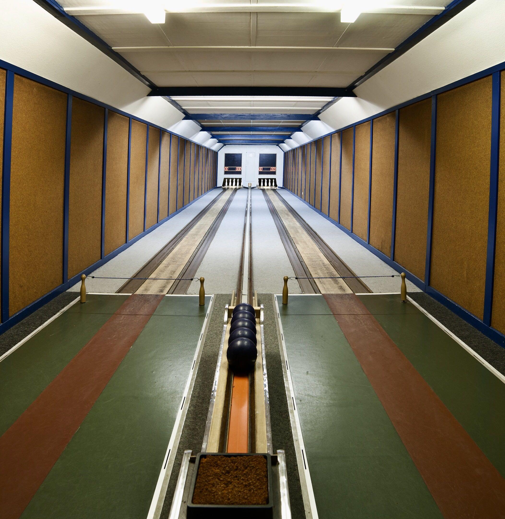 Bundeskegelbahn
